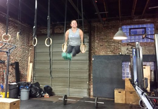 WOD120616: Magic Muscle Ups