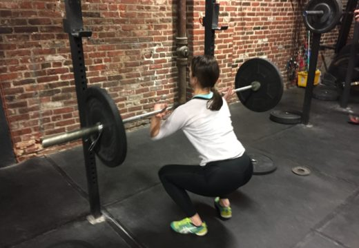 WOD120916: A little time to pause…SQUAT.
