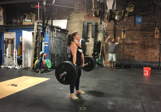 WOD121416: A Delightful Day to Deadlift!