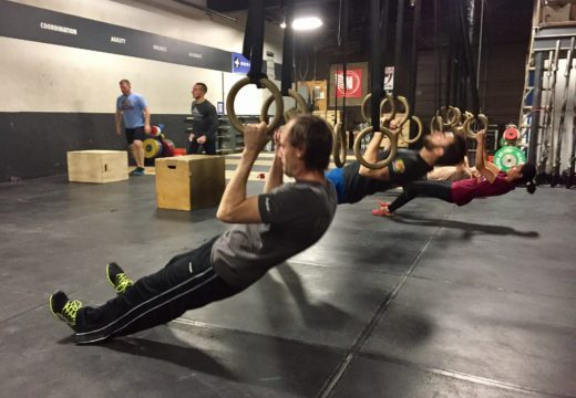 WOD122316: Get Right on Those Rings