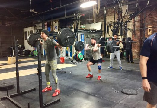 WOD122616: Super Set Season