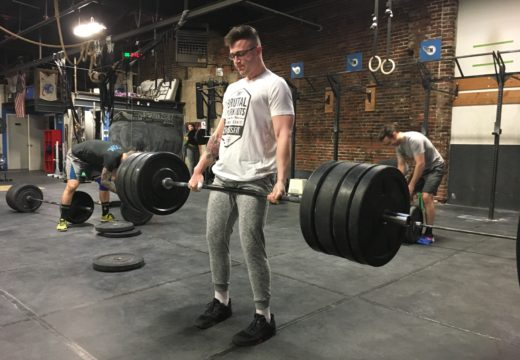 WOD020217: A Good Day for Deadlifts