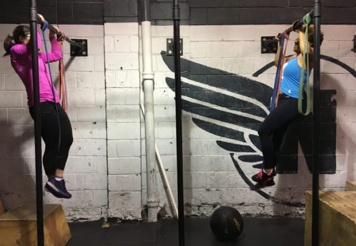 WOD013017: On the Path to Strict Pull-Up Perfection!