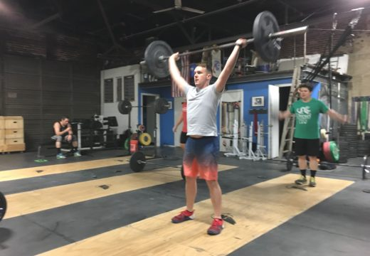 WOD020917: Special Order: The German Snatch!