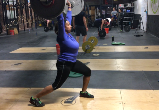WOD022017: Lifting Toward the LBC Classic!