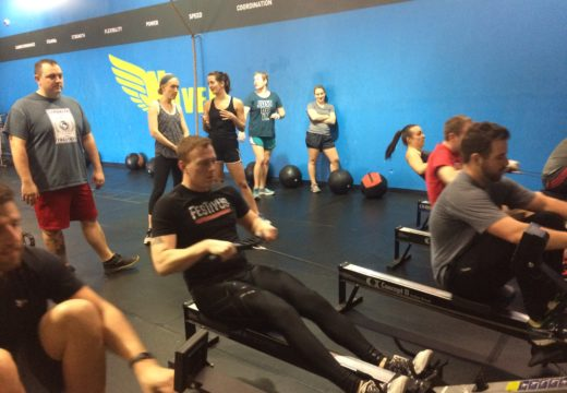 WOD022517: Sweatin' on a Saturday!
