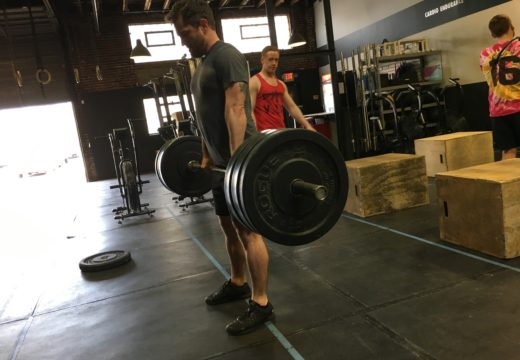 WOD041317: Deads 'n' Shreds!