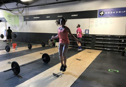 WOD042317: Unbroken Double Unders!