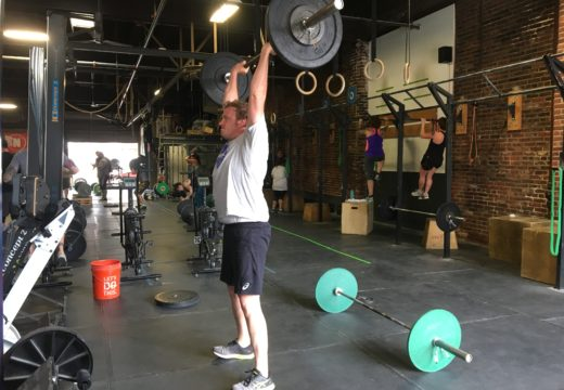WOD043017: A Fine Day for Thrusters