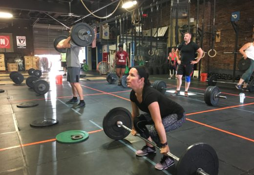 WOD060117: Close Up on the Clean Complex!