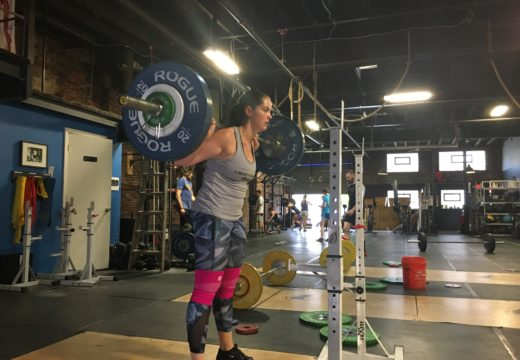 WOD050117: May Day Fitness!