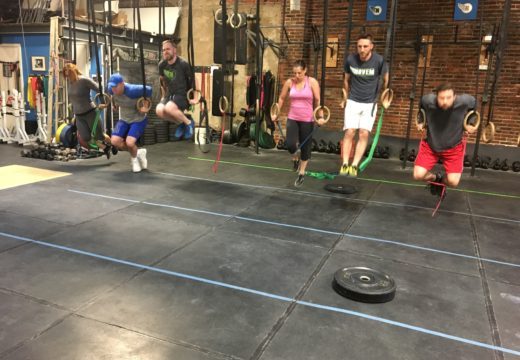 WOD050417: Getting Ready for the Rings!