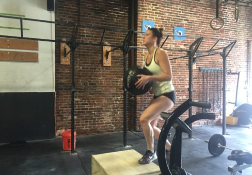 WOD051417: Mother's Day WOD!