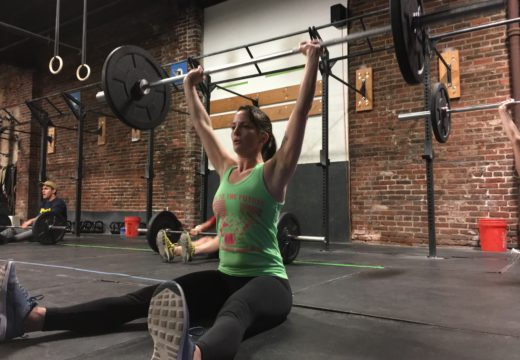 WOD051517: Seated Strict Press!