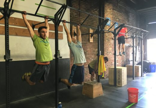 WOD051817: Heating Things Up!