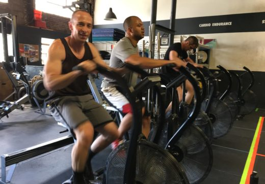 WOD061117: Would You Rather: Air Dyne or Run?!