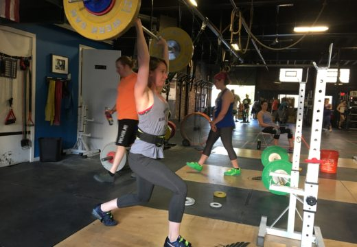 WOD061417: Heating up the Grill!