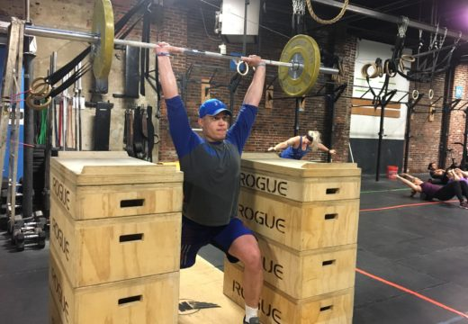 WOD061917: New Barbell Cycle!