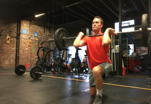 WOD062017: Every Minute on the Minute!