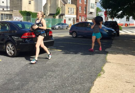 WOD062517: Weighted Runs are EXTRA Fun!