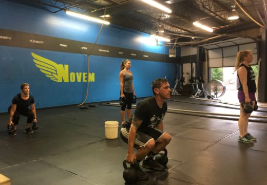 WOD 070517: Test Week!