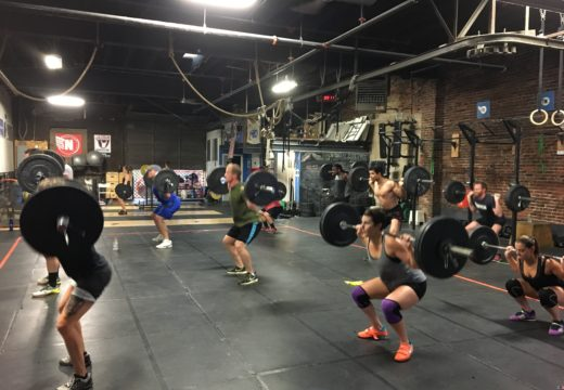 WOD 071317: It's A Sea Of Squats!