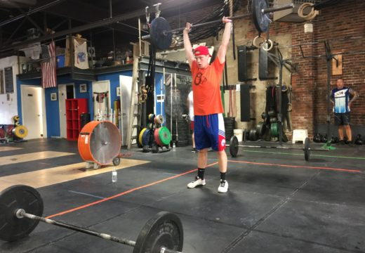 WOD 071717: A Whole Lot Of Fitness Going On…
