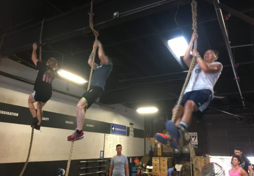 WOD 080517: What's The Hold Up?… Get It?…