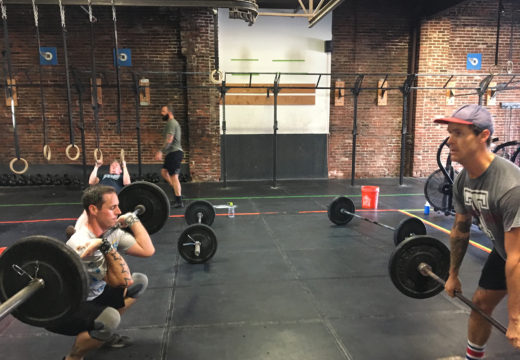 WOD 082217: Tick Toc You Don't Stop…
