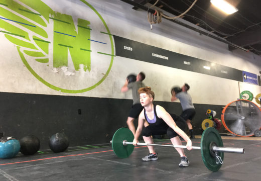 WOD 082417: A Long Day For Our Glutes…