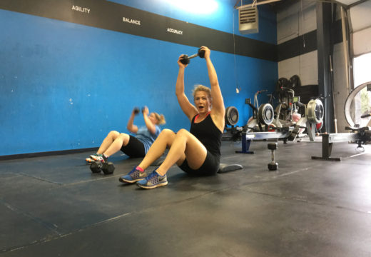WOD 082517: Taters for the win!