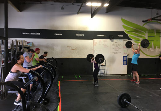 WOD 090317: Sunday Is Always A Good Day