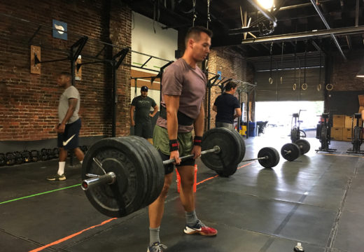 WOD 090517: Technique Before Strength