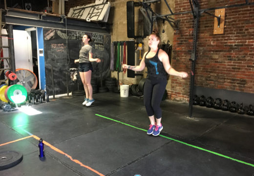 WOD 091017: Double Up, Double Down!