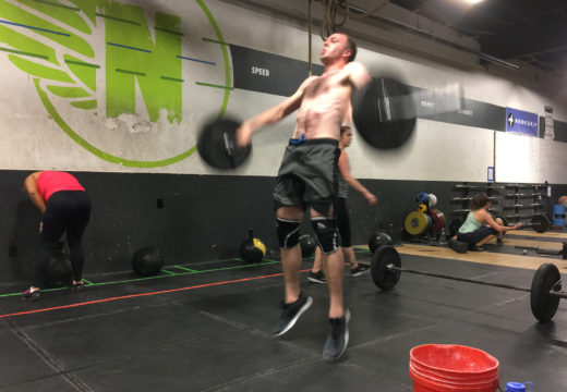 WOD 102417: The Polygraph of Snatches…