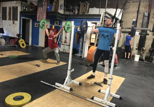 WOD 102717: Mary, Mary Why You Buggin…?