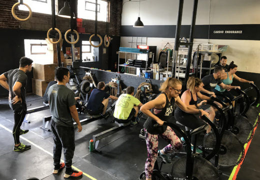 WOD 110417: Conditioning On!