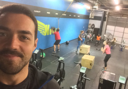 WOD 111217: Ladder Downs and EMOMs