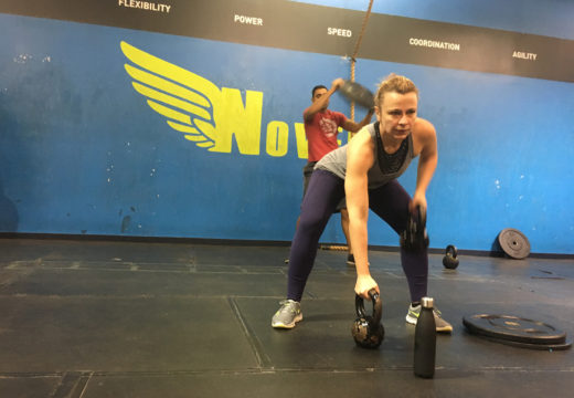 WOD 120317: Into The Pain Cave!