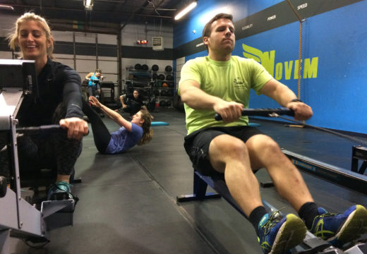 WOD 120817: If You're Not Smiling You're Doing It Wrong