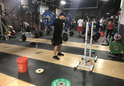 WOD 121217: Complexes Don't Have To Be Complicated