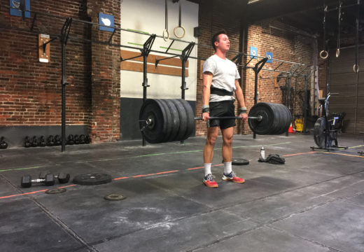 WOD 121317: Gams and Cans
