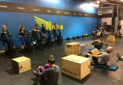 WOD 121717: Sunday We Count Down