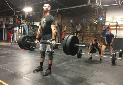 WOD 121817: Keanu Reeves of Squats
