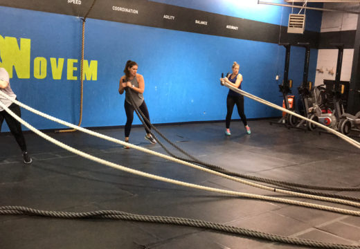 WOD 122717: Testing Out Our Fitness After Christmas!