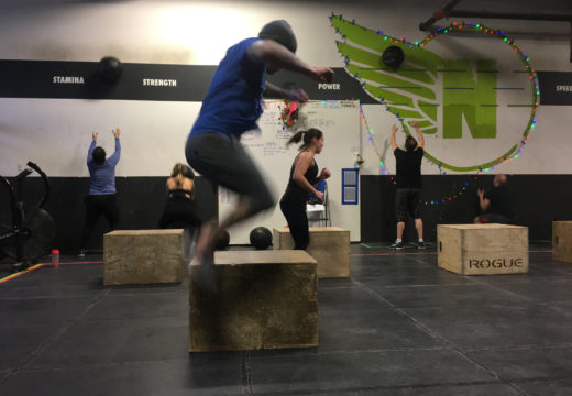 WOD 122917: Hopping Into The Weekend…