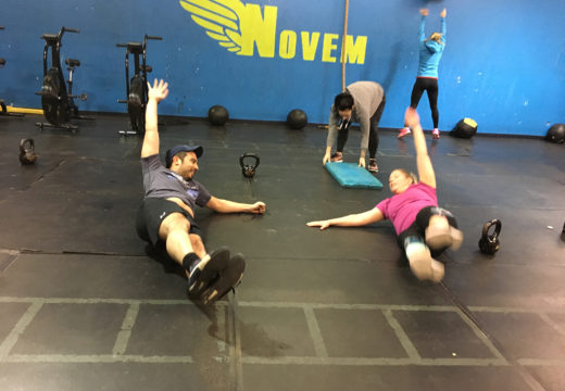WOD 010318: Strength and Other Oddities