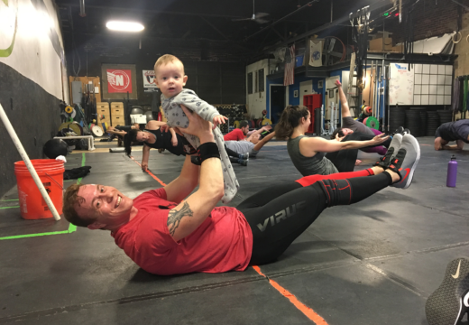 WOD 081318: Fly Me To The Moon!