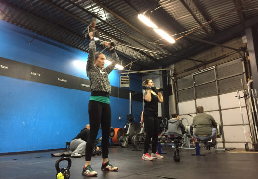 WOD 021818: Hot Lungs!