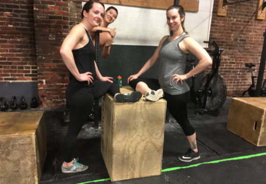 WOD 022118: No Really, New Doors Going Up…